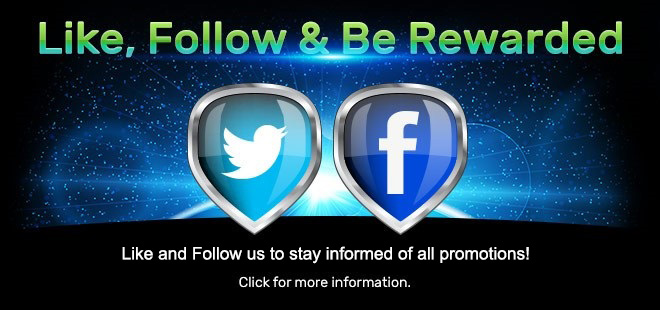 Like,follow, be rewarded