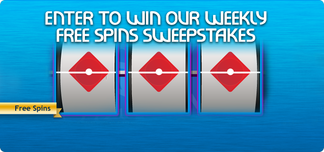 Enter to Win Free Spins