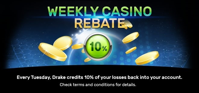 Weekly Casino Rebate